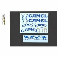 Museum Collection 1/18 Lotus 99T Camel Decal for Minichamps D824 for PMA