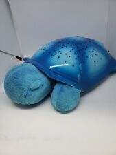 New listing Cloud B Twilight Turtle Blue Plush Nightlight Constellation Projector Led Light