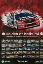 New Holden 'Holden at Bathurst' Poster celebrating Holden @ Bathurst 1969 - 2019