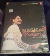 dvd magical fingers by Gurbani Bhatia  puan instrumental new sealed indian