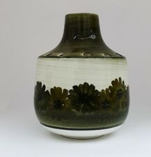Vintage Green Jersey Pottery Small Bud Posy Vase Gift Present