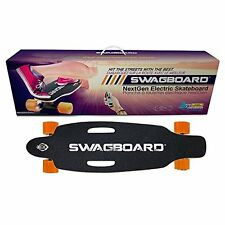 SWAGBOARD NG-1 NextGen Electric Skateboard 32 inch w/ Wireless Remote BRAND NEW