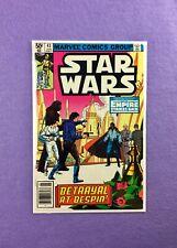 Star Wars #43 (1981): 1st Appearance of Lando Carlrissian!  FN!