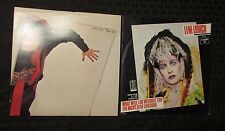 "Lene Lovich LOT of 2 UK & German Pressing 45 7"" EX/VG+ You can't Kill Me ++"
