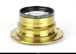 Brass Lens Zeiss Unar 5/255mm