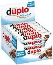 (1000g=13,72€) Ferrero Duplo Milchcreme Schokoriegel Limited Edition 40 Riegel