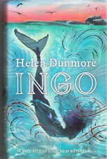 INGO Helen Dunmore 1st UK hardback + dustjacket 2005 Rare childrens collectable