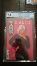 Black Cat #4 Women's History variant CGC 9.8 / White Pages