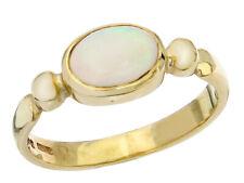 Ring Opal 375er Gelbgold England
