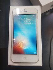 Apple iPhone 5 - 32GB - Silver (Sprint) Smartphone