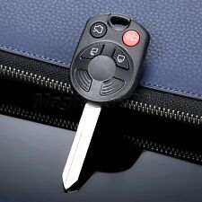 Replacement Car Remote Control Clicker Key Fob Ignition with Chip For Ford Edge