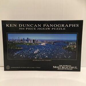 Ken Duncan Australia Day Sydney Jigsaw Puzzle 504 Pieces