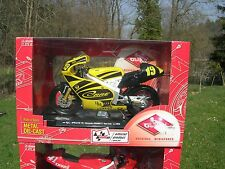 GUILOY 1/10 MOTO MOTORCYCLE APRILIA RS 125 N°19 Alessandro BRANNETTI TEAM CRAE !