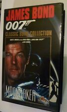 James Bond 007 VHS Video Cassette MOONRAKER Dutch release
