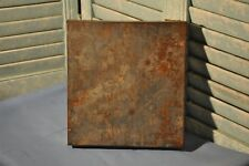 Antique Huntley & Palmers Reading Biscuits Tin Empty England Rusty
