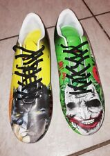 Nike Limited Edition 'Batman and Joker ' Mercurial X FG UK Size 7 Vapor Superfly
