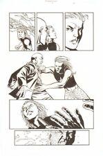 Establishment #9 p.21 Christopher Truelove Walking Dead Artist by Charlie Adlard Comic Art