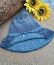 Handmade 100% Wool Cloche Hats for Women
