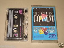 BRONSKI BEAT - The Age Of Consent - Cassette polish tape /568