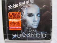 Tokio Hotel - Humanoid  CD 2009  sealed