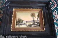 "French Limoges porcelain enamel plaque # 1 signed ""H. J. Carmona""[4]"