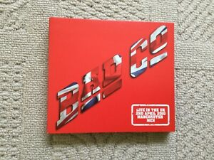 Bad company live manchester cd new