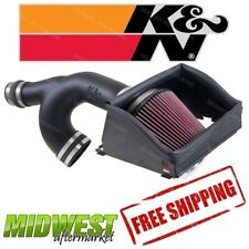 K&N Cold Air Intake System Fits 2015-2018 Ford F-150 2.7L Ecoboost