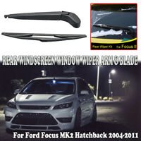POUR FORD FOCUS 2 MK2 II 2004 - 2011 HATCHBACK BRAS ESSUIE-GLACE arrière Neuf FR