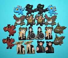 How To Train Your Dragon Cake Decorations 20 Cupcake Toppers Party Favours NEW