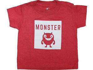 Monster Red Kids T-Shirt