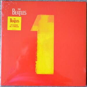1 - The Beatles 2014 Double Album: 27 classic no 1 singles. Mint - still sealed.