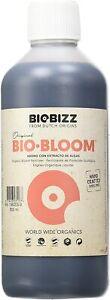 Bio-Bloom Engrais de Floraison Naturel BioBizz 500ml Biologique Fleur Abondante