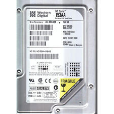 8,4gb IDE WESTERN DIGITAL ac28400-00rtt1 512kb buffer