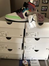 Air Jordan 1 Mid SE Lightbulb Size 5 Mens 6.5 Women's