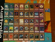 Yu-Gi-Oh! Thunder Deck - 40 cards complete BONUS 5 cards