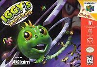 Iggy's Reckin' Balls (Nintendo 64, 1998)