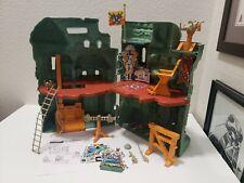 Masters of the Universe Castle Grayskull Playset He-Man MOTU Vintage Near Comp