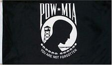 3x5 Pow Mia Prisoner of War POWMIA Flag 3'x5' Banner grommets Super Polyester