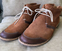 Timberland Earthkeepers Mens Brown Suede Shoe Size 8.5 UK