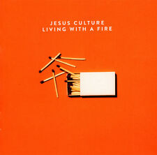 Jesus Culture - Living With A Fire CD 2018 Jesus Culture Music ** NEW **