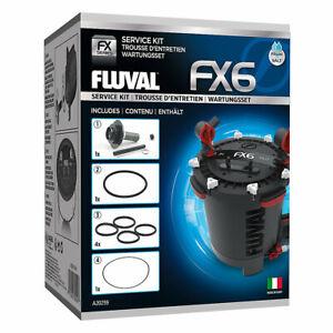 Fluval FX6 Service Kit 120V 60Hz A20259 New