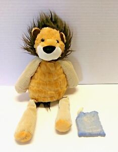 Scentsy Buddy Roarbert Lion Air Freshener Plush Collectible w/ Scent Pak 15""