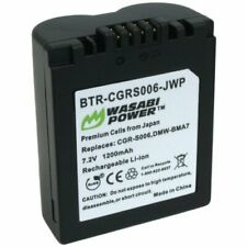 Wasabi Power Battery for Panasonic CGR-S006A