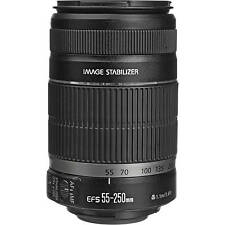 Spring Deals Sale 55-250mm Canon Ef-s 55-250 mm f/4-5.6 Is Ii Lens 5123B006