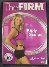 The Firm - Super Body Sculpt (DVD, 2005) Stephanie Corley