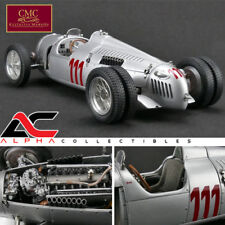 CMC M-162 1:18 AUTO UNION TYPE C 1937 GERMAN HILLCLIMB #111 STRUCK
