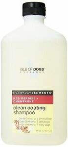 Isle of Dogs Everyday Elements Clean Coating Shampoo For Dogs 16.9 oz. 500ml