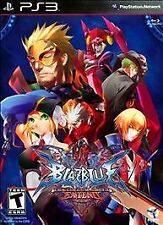 PS3 BlazBlue: Continuum Shift Extend Limited Edition New Sealed PlayStation 3