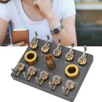 Practical Alloy Steel Watch Mainspring Winding Accessory Watch Repair Tools Sets