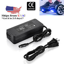 42V Power Adapter Charger For 2 Wheel Self Balancing Electric Scooter Hoverboard